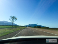 Highway between Ayr and Townsville