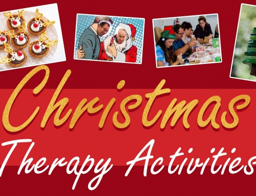 Christmas Therapy Activities