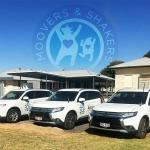 Alliance Rehabilitation team in Hughenden, North Queensland