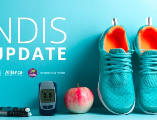 NDIS Disability Health Support Update