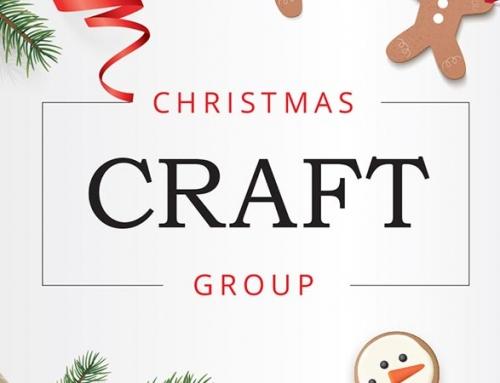 Christmas Craft Group