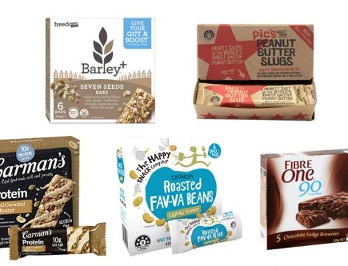 5 guilt-free snack foods